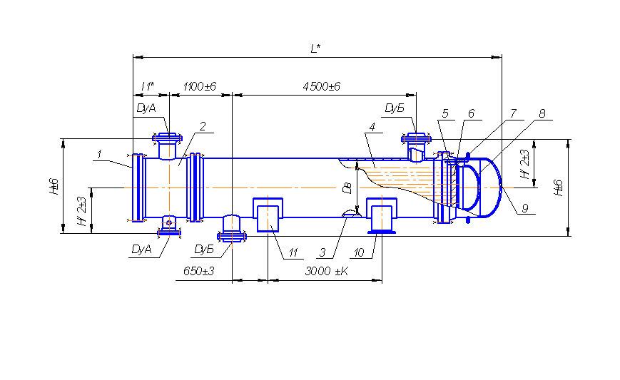 Гидравлический расчет кожухотрубчатого теплообменника с плавающей головкой теплообменник для жуковских газовых котлов