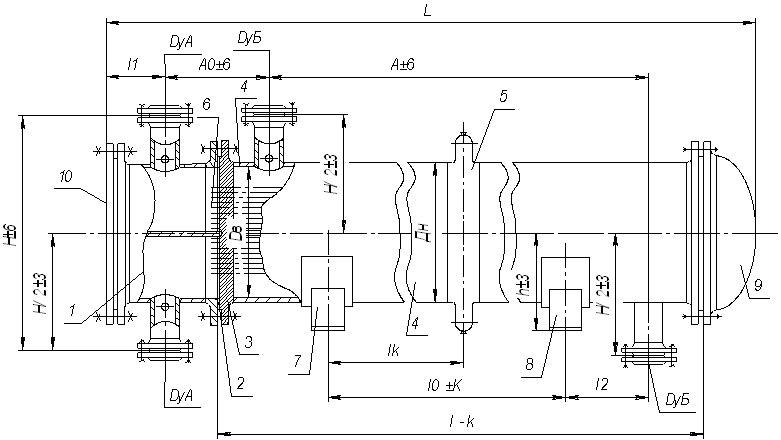 Кожухотрубный (кожухотрубчатый) испаритель типа ИКВ Салават Пластины теплообменника КС 80 Железногорск